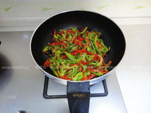 红椒茄子怎么吃