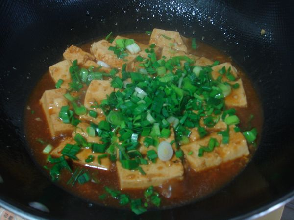 鲍汁烧豆腐怎么煮