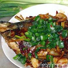 东坡鳊鱼之红烧