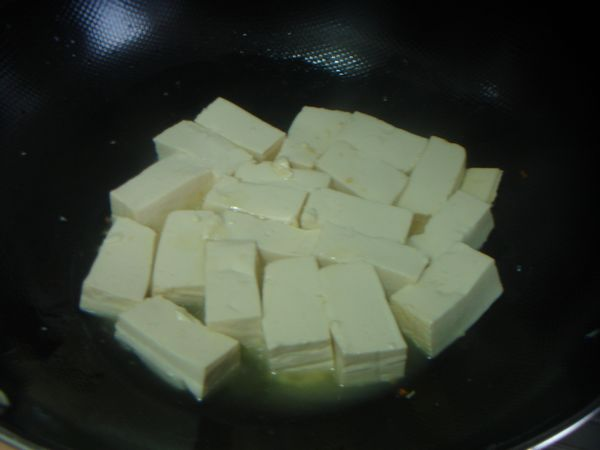 鲍汁烧豆腐怎么吃