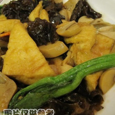 罗汉扒豆腐