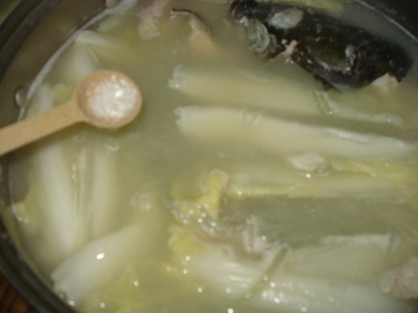 鱼划水煮绿豆粉丝怎样做