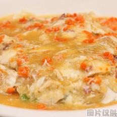 蟹黃大白菜
