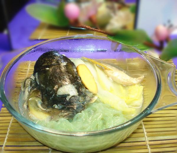 鱼划水煮绿豆粉丝怎样炒
