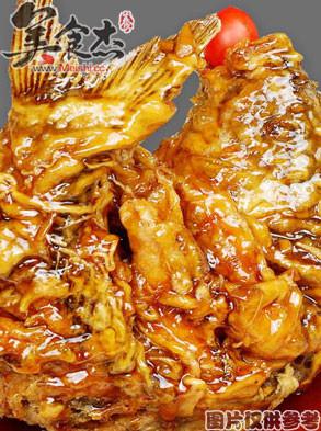 糖醋黄河鲤鱼的做法大全