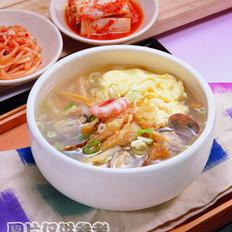 梅花鱼茸汤