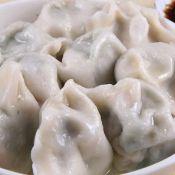 鲜肉芹菜水饺
