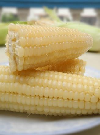 微波炉煮玉米的做法