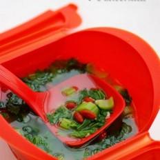 麥香米湯缽缽菜
