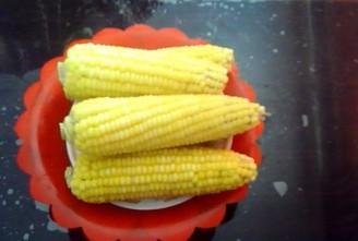 香甜玉米的做法