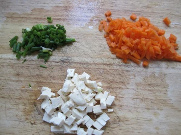 豆腐香煎米饼的做法大全