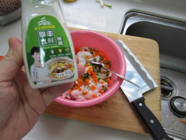 豆腐香煎米饼怎么吃