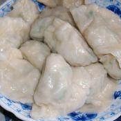 萝卜五花肉饺子