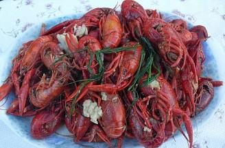 十三香龍蝦的做法