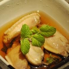 西米露怎么煮好吃香糟鸡翅的做法
