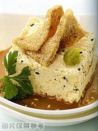 芝麻豆腐的做法