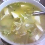 冬瓜虾米豆腐汤