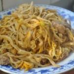 干黄花菜炒肉