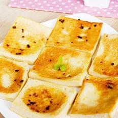 香煎千页豆腐