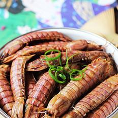 酱炒小爬虾