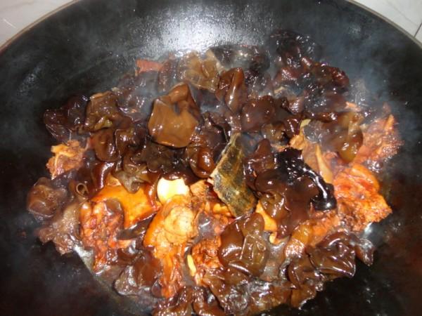 甲鱼煲鸡的制作