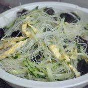 生鱼块怎么做好吃芙蓉粉丝凉菜版的做法