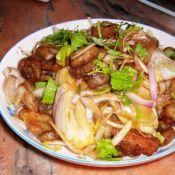 角瓜汤怎么做好吃洋葱拌五花肉的做法