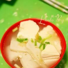 鱼饼豆腐汤