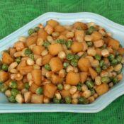 玉米炒雙豆