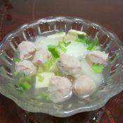 萝卜豆腐汤