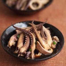 章鱼仔怎么做好吃清水鱿鱼的做法