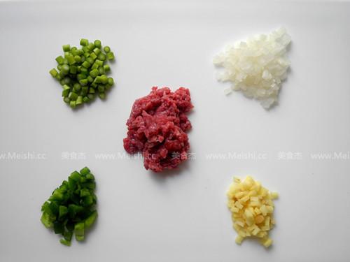 脆皮内酯豆腐的做法图解