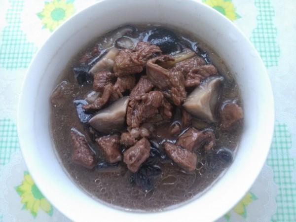 冰凌炖肉的香菇_做法美食做_紫兰香菇_美向阳镇炖肉广汉市图片