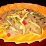 新疆什么鸡好吃东北大拉皮的做法