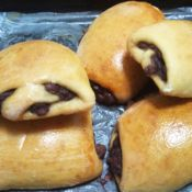 红豆小面包