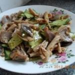 蘑菇怎么炒着好吃凉拌鸭杂的做法