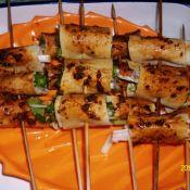 水果丝瓜怎么做好吃香辣豆腐卷的做法