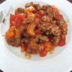 西紅柿炒肉
