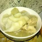 芹菜猪肉馅饺子