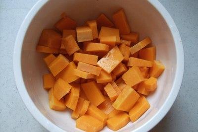 红枣南瓜小米粥的家常做法