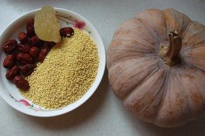 红枣南瓜小米粥的做法大全