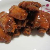排骨醬雞翅