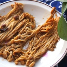 烧烤味金针菇