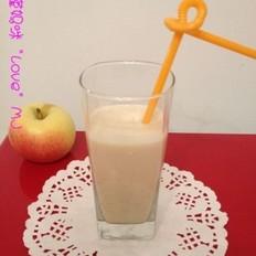 奶香苹果汁