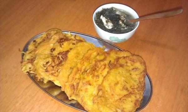 南瓜土豆饼的做法【步骤图】_菜谱_美食杰