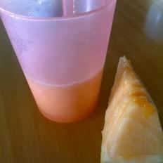 鲜榨哈密瓜