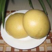 玉米面饅頭