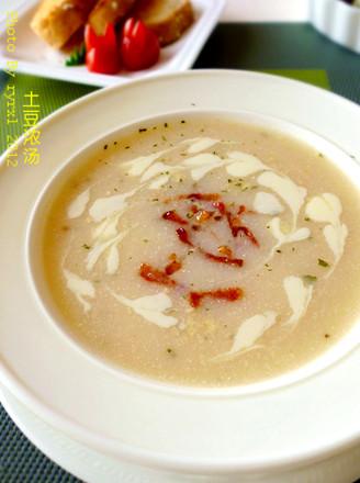 土豆浓汤的做法
