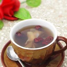 红枣月季花茶