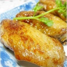 沙姜粉鸡翅